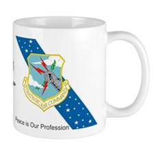 B-52 Stratofortress SAC Milky Way Coffee Mug