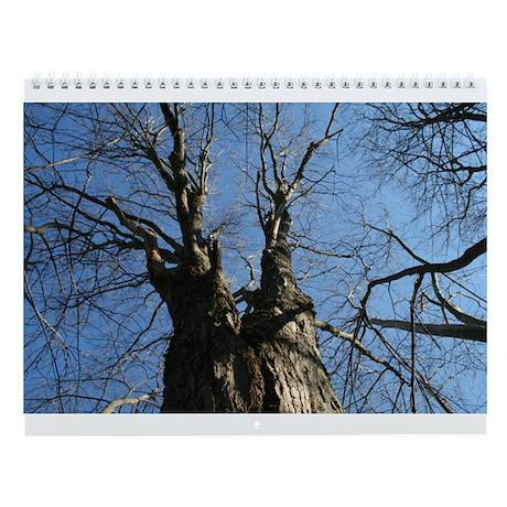 Tree Photo Calendar