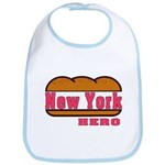 New York Hero Bib