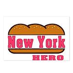 New York Hero Postcards (Package of 8)