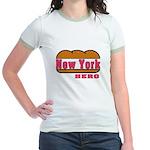 New York Hero Jr. Ringer T-Shirt