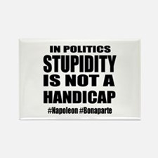 When Stupidity is OK Rectangle Magnet