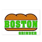 Boston Grinder Postcards (Package of 8)