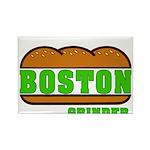 Boston Grinder Rectangle Magnet