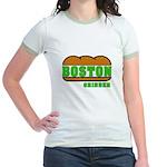 Boston Grinder Jr. Ringer T-Shirt