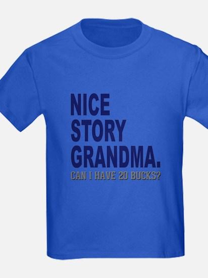 Nice Story Grandma T