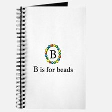 B is for Beads Journal