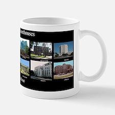 Mug - 12 Texas County Courthouses