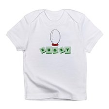 Rugby Baby Blocks Infant T-Shirt