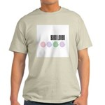 Yarn Lover Ash Grey T-Shirt