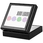 Yarn Lover Keepsake Box