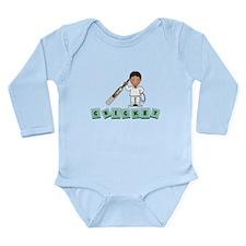 Cricket Baby Blocks Body Suit