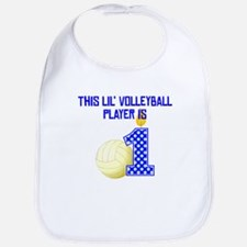 This Lil Volleyball Player Is One Bib