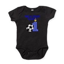 This Lil Soccer Player Is One Baby Bodysuit