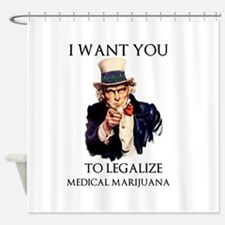 Cute Medical humor Shower Curtain