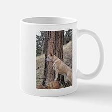 Red Heeler in Mountains Mug