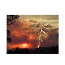 Tmt Postcards (Package of 8)