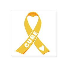 Go Gold Sticker