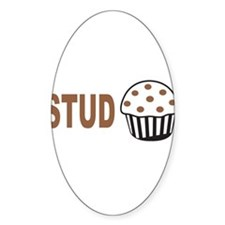 Stud Muffin Decal