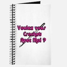 Voulez Vous Crochet Avec Moi Journal
