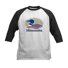Proud Loon Minnesota Baseball Jersey