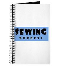 Sewing Goddess Journal