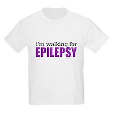 Epilepsy Im Walking For Epilepsy T-Shirt