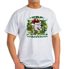 MerryChristmas Great Pyrenees T-Shirt