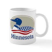 Proud Loon Minnesota Mugs