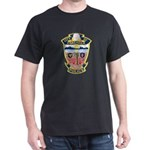 Coachella Police Dark T-Shirt