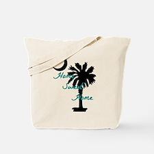 home sweet home carolina Tote Bag