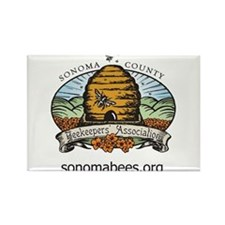 sonomabees.org Magnets