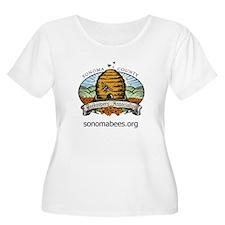 sonomabees.org Plus Size T-Shirt