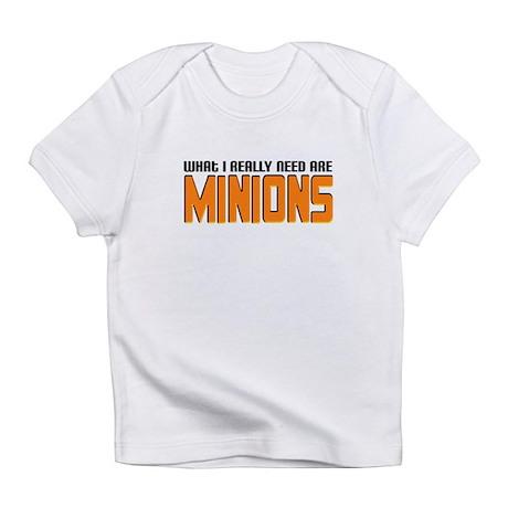 Minions Infant T-Shirt
