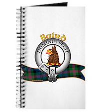 Baird Clan Journal