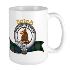 Baird Clan Mugs