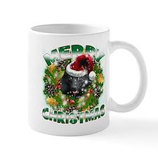 MerryChristmas Schipperke Mugs