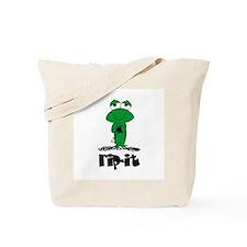 Rip It - Yarn Frog Tote Bag