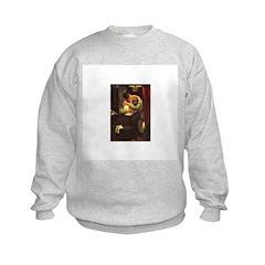 Necking Knitter Sweatshirt