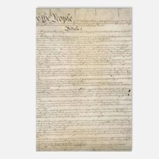 US Constitution  Postcards (Package of 8)