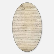 US Constitution  Decal