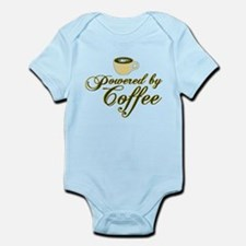 Powered By Coffee Body Suit