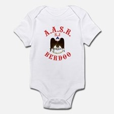 Scottish Rite Berdoo Infant Bodysuit