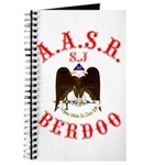 Scottish Rite Berdoo Journal