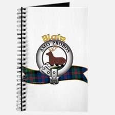 Blair Clan Journal
