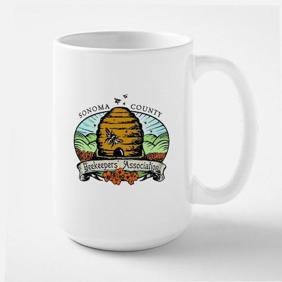 Sonoma County Beekeepers Association Mugs