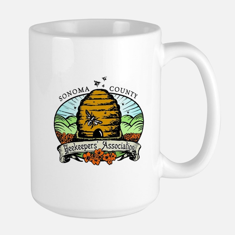 Sonoma County Beekeepers Association Mugs