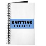 Knitting Goddess Journal