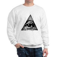 Illuminati All Seeing Eye Jumper