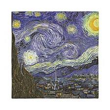 Starry Night Queen Duvet
